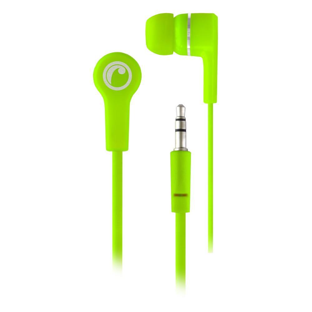 Audifonos Fiddler Earbud Fluor Green image number 0.0