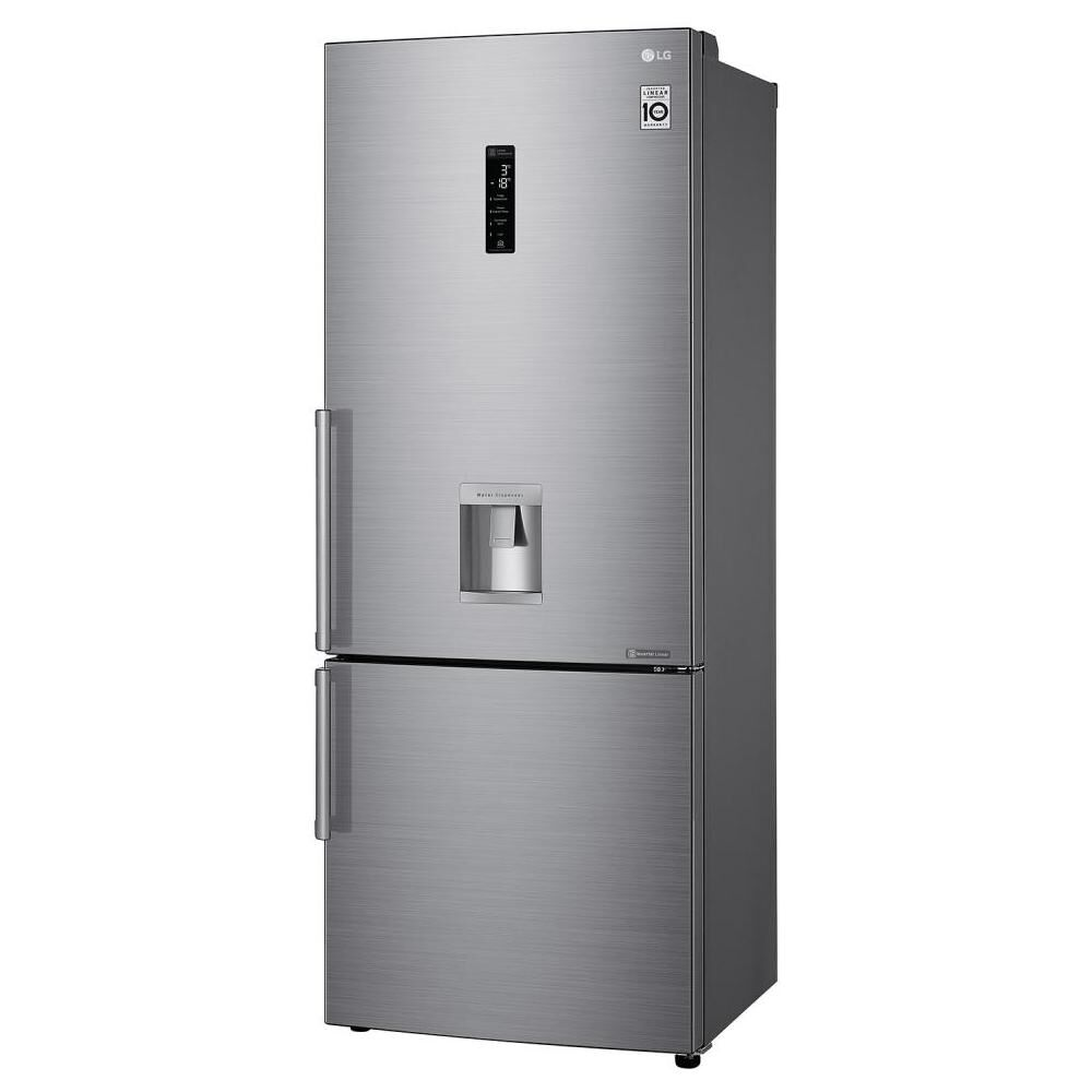 Refrigerador Bottom Freezer LG LB45SGP / No Frost / 442 Litros image number 4.0