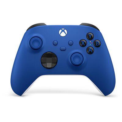 Control Inalámbrico Xbox Shock Blue