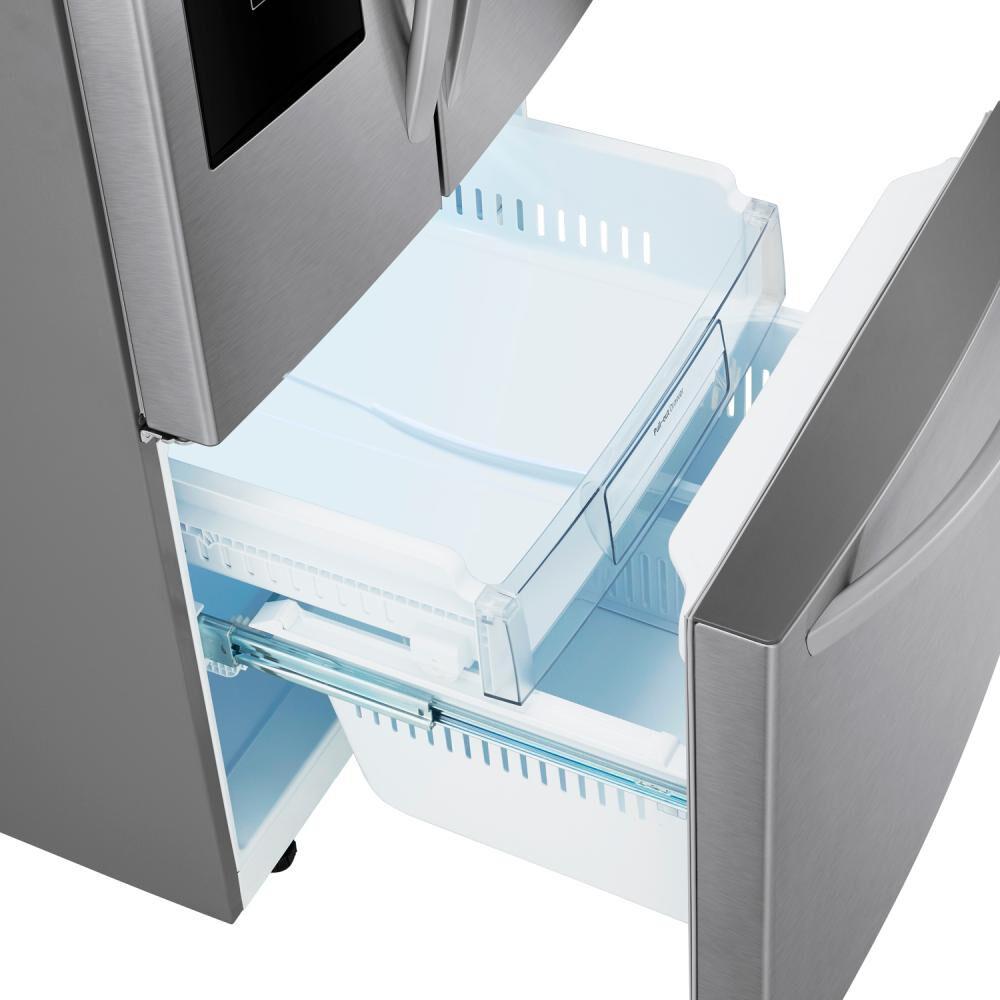 Refrigerador Side By Side Lg French Door LM22SGPK / No Frost / 533 Litros image number 4.0