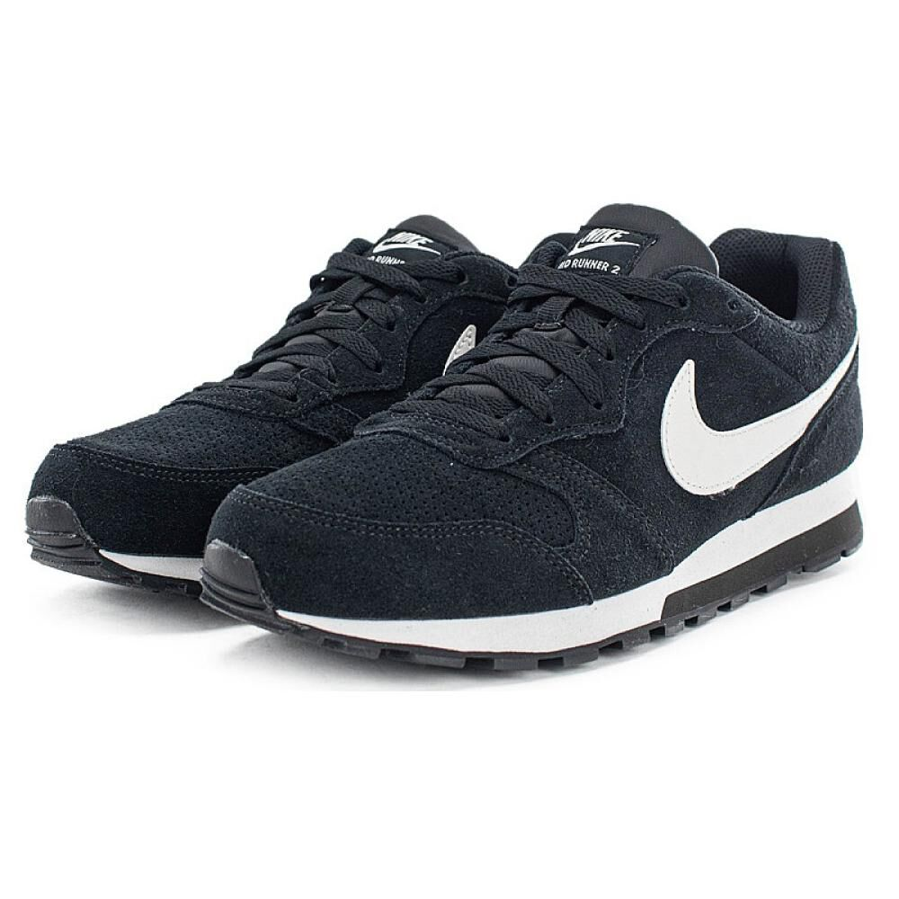 Zapatilla Urbana Hombre Nike Md Runner 2 Suede image number 1.0