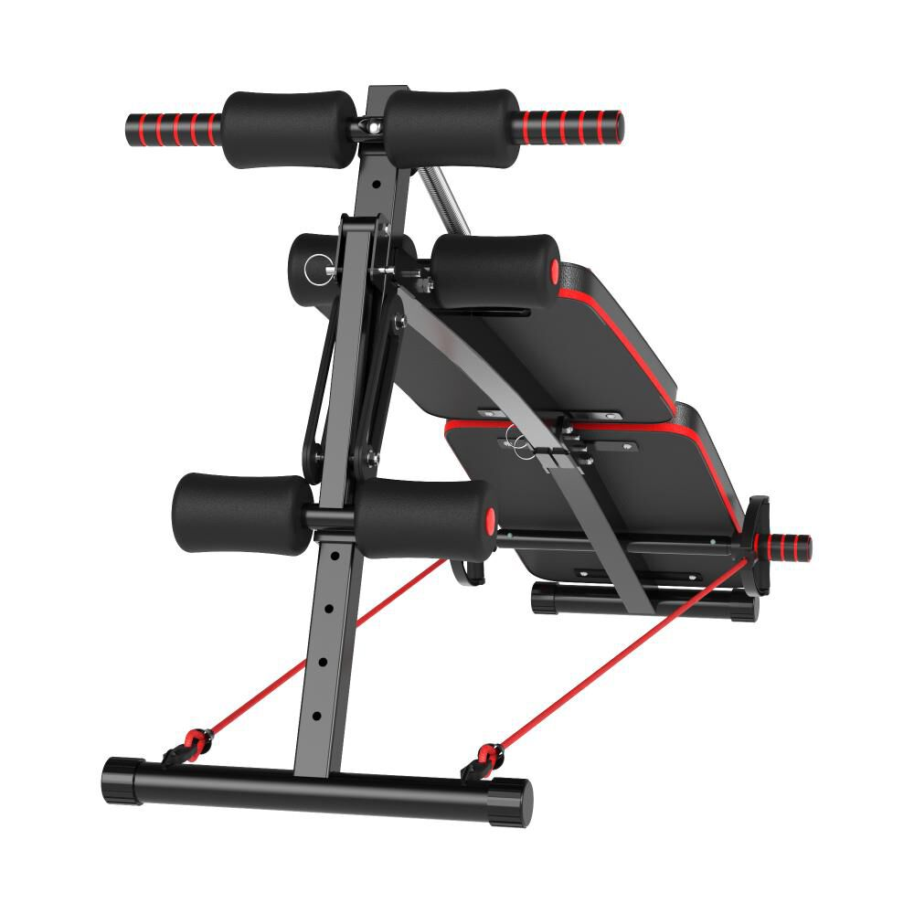 Banca Abdominal Fitness Pro P Ab05-06zd image number 1.0