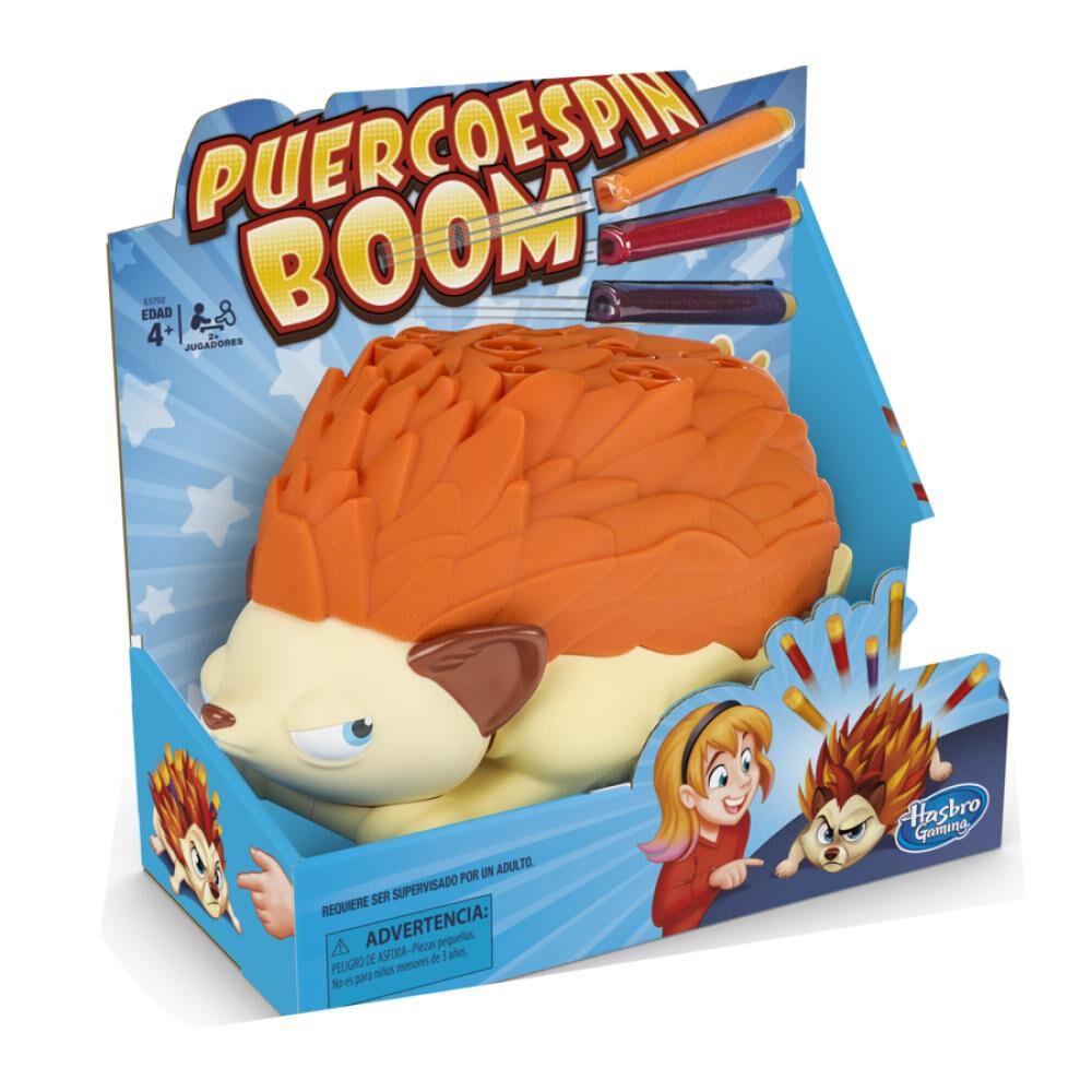 Juegos Familiares Hasbro Puercoespín Boom image number 0.0
