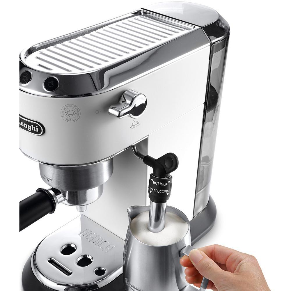 Cafetera De Longhi Dedica Blanco Ec 685 W / 1,2 Litros image number 2.0