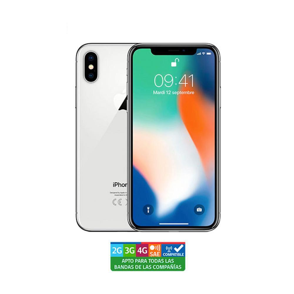 Smartphone Apple Iphone X Reac / 64 Gb / Liberado image number 0.0