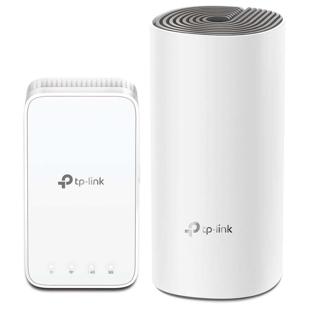 Pack x2 Sistema Conectividad Hogar Wifi Mesh TP-Link Deco M3 image number 0.0