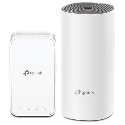 Pack x2 Sistema Conectividad Hogar Wifi Mesh TP-Link Deco M3