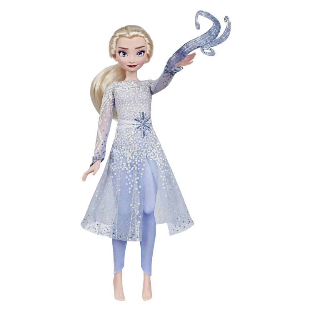 Muñeca Frozen 2 Elsa image number 0.0