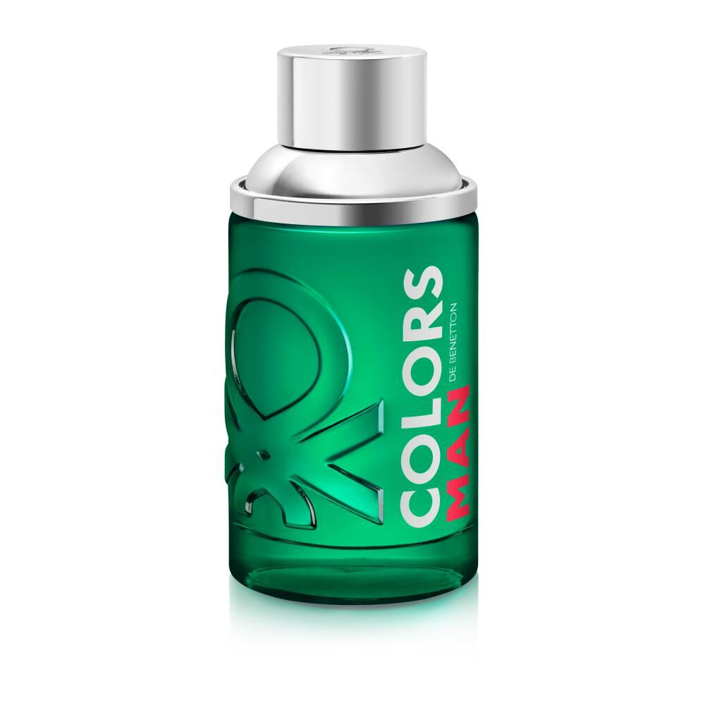 Colors Man Green Edt 60Ml image number 1.0