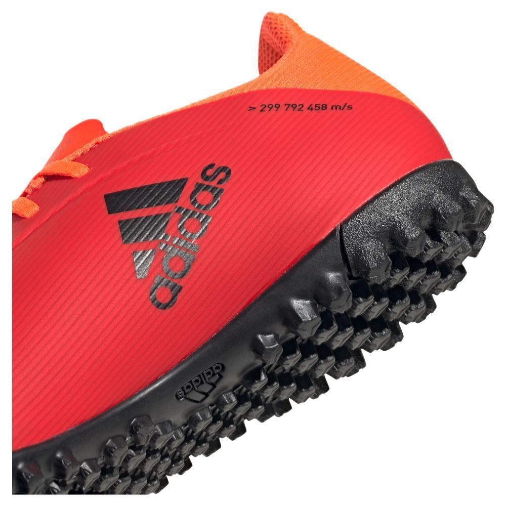 Zapatilla Fútbol Hombre Adidas X Speedflow.4 image number 4.0