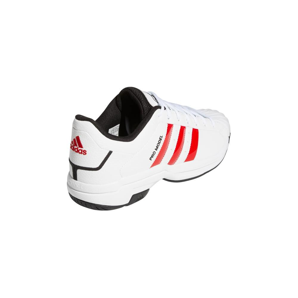 Zapatilla Basketball Hombre Adidas Pro Model 2g Low image number 2.0