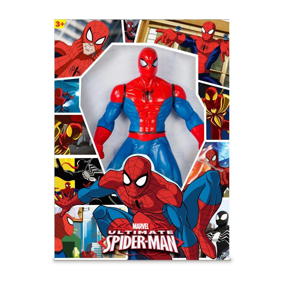 Figura De Acción Avenger Spider Man Revolution image number 0.0