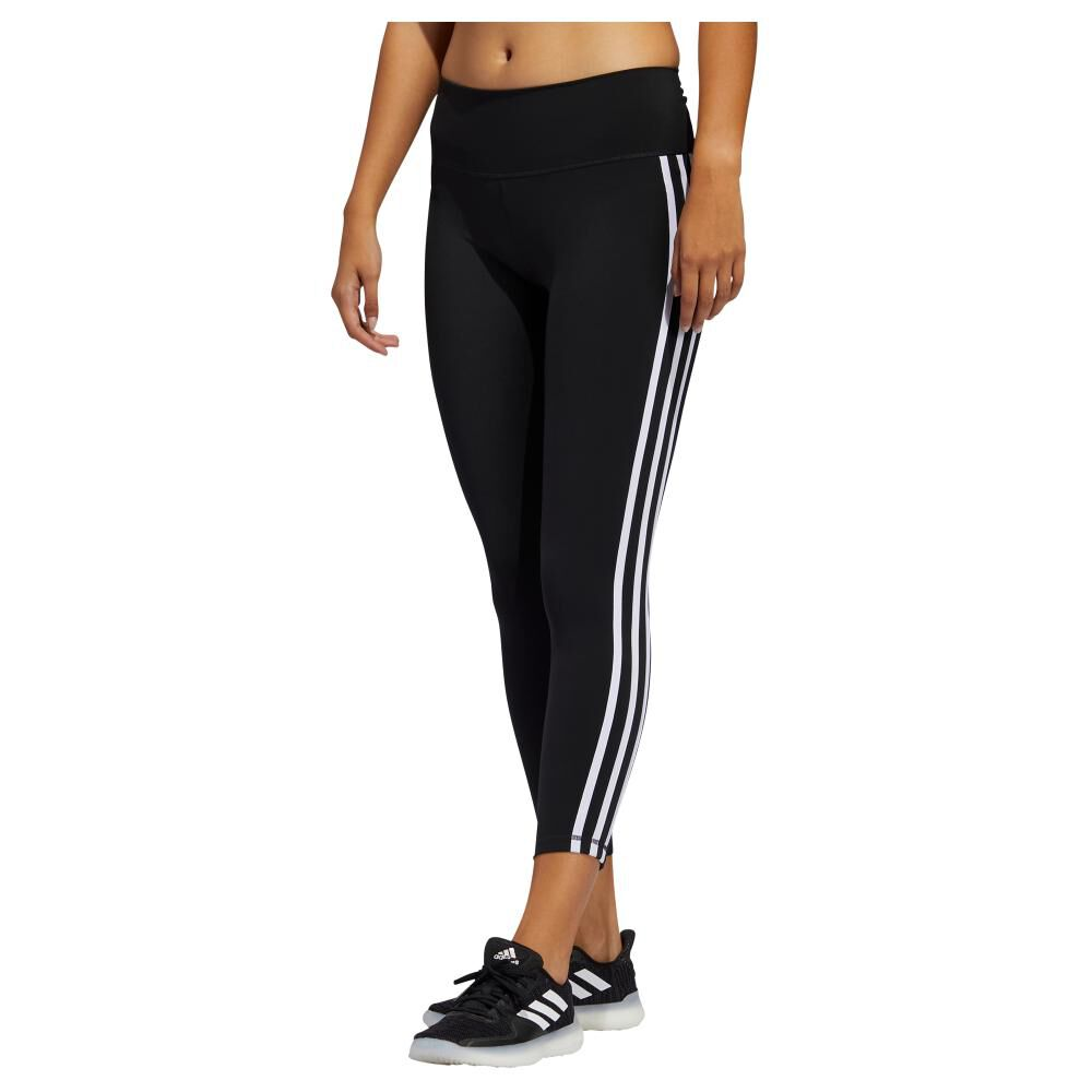 Calza Mujer Adidas Believe This 2.0 3 Stripe 7/8 Tight image number 0.0