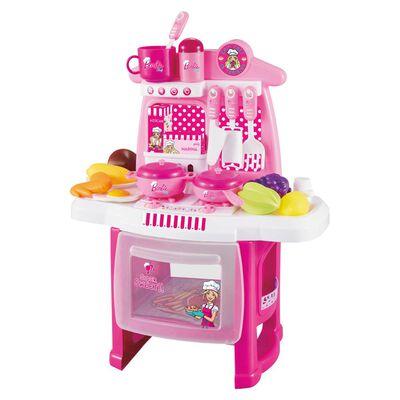 Barbie Set De Cocina