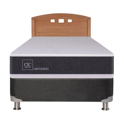 Box Spring Cic Ortopedic 1 Plaza
