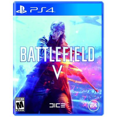 Juego Ps4 Battlefield V