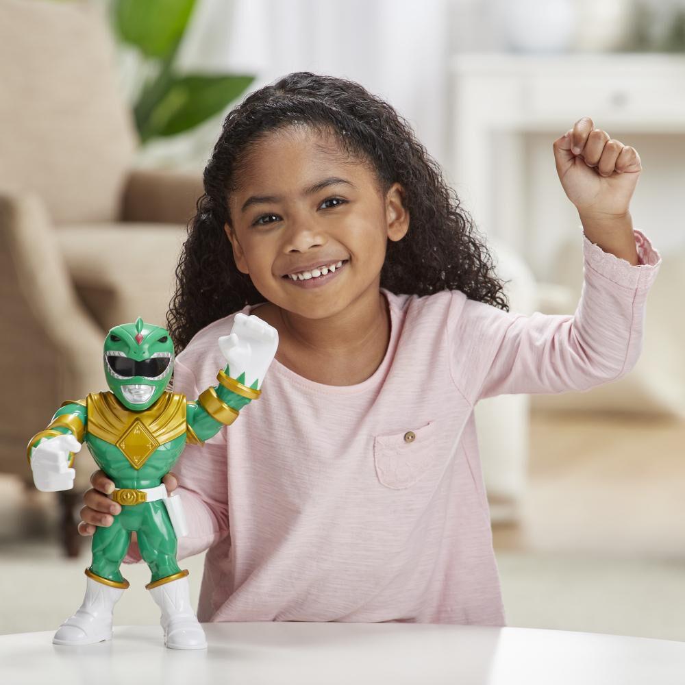Figura Power Rangers Green Ranger image number 1.0