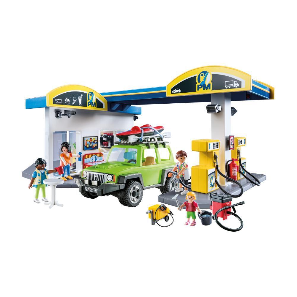 Playmobil Gasolinera image number 0.0