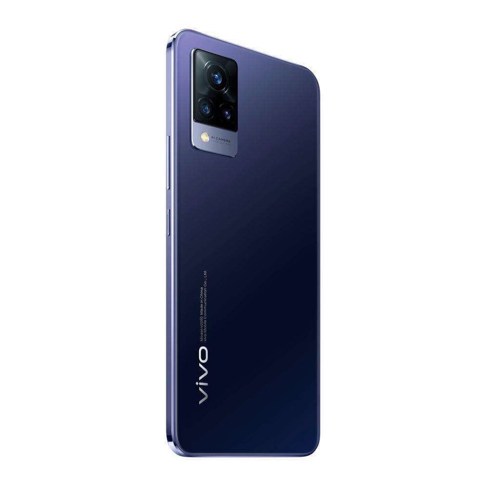 Smartphone Vivo V21 5g Dusk Blue / 128 Gb / Liberado image number 2.0
