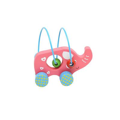 Juguete De Madera Baby Way Elefante Bw-Jm07