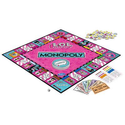 Juegos Familiares Monopoly L.o.l