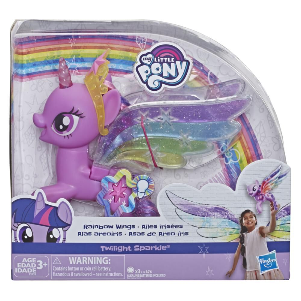 E2928 Mlp Flutter And Glow Twilight image number 1.0
