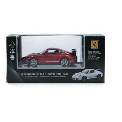 Auto Radiocontrolado Porsche 911 Gt3 Rs 4.0