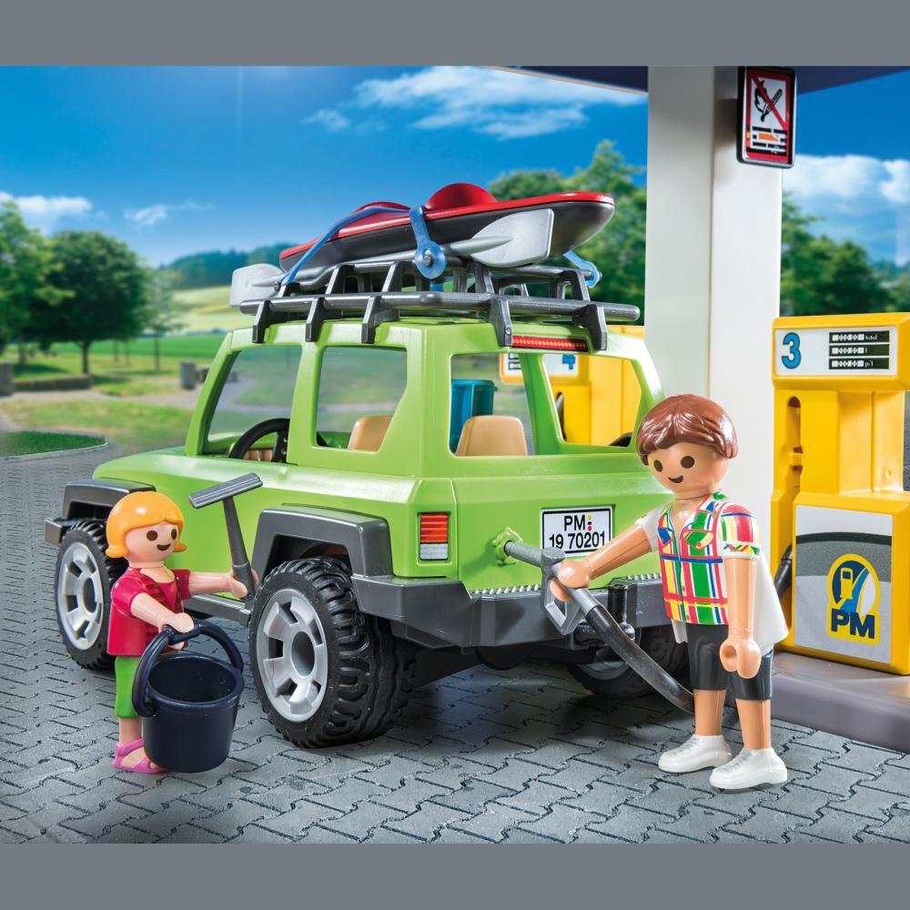 Playmobil Gasolinera image number 4.0