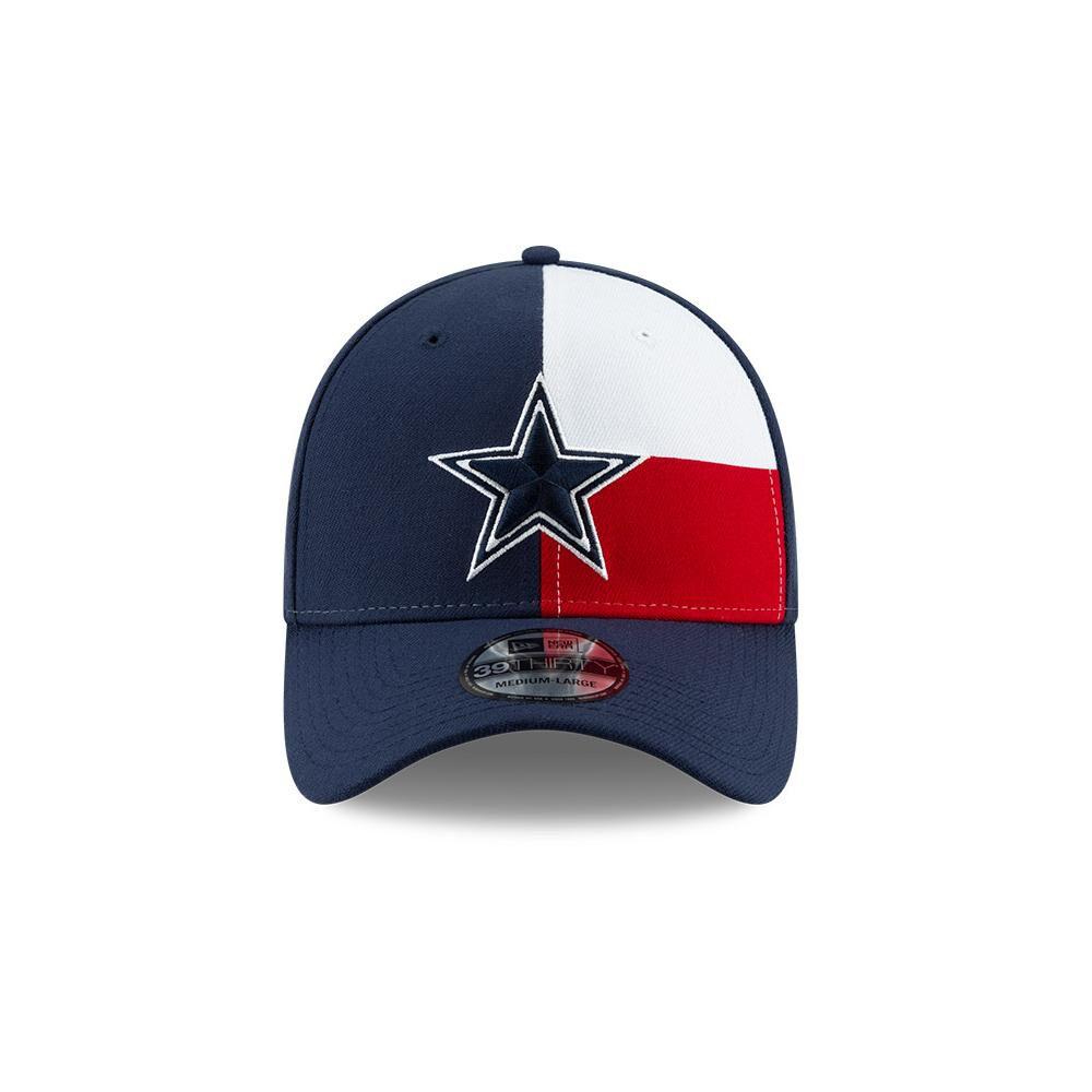 Jockey New Era 3930 Dallas Cowboys image number 2.0
