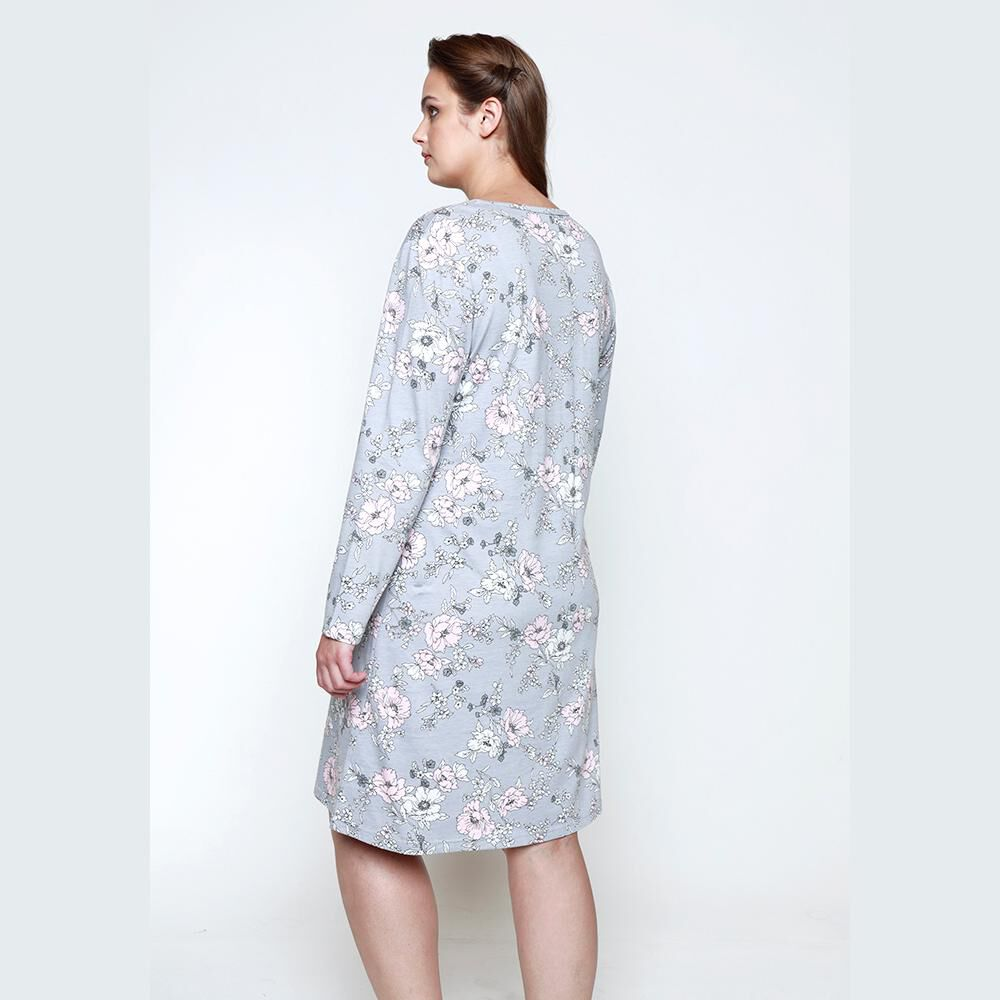 Camisa De Dormir Mujer Kayser image number 1.0