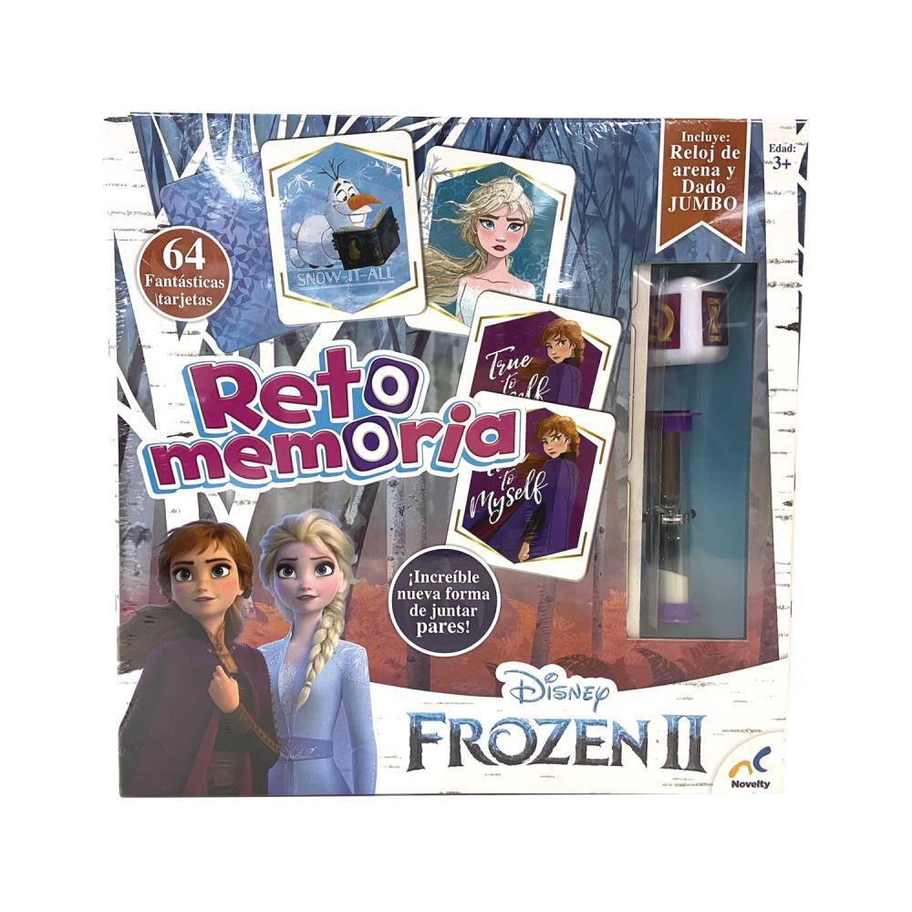 Juegos Familiares Frozen Jg1022292 image number 0.0