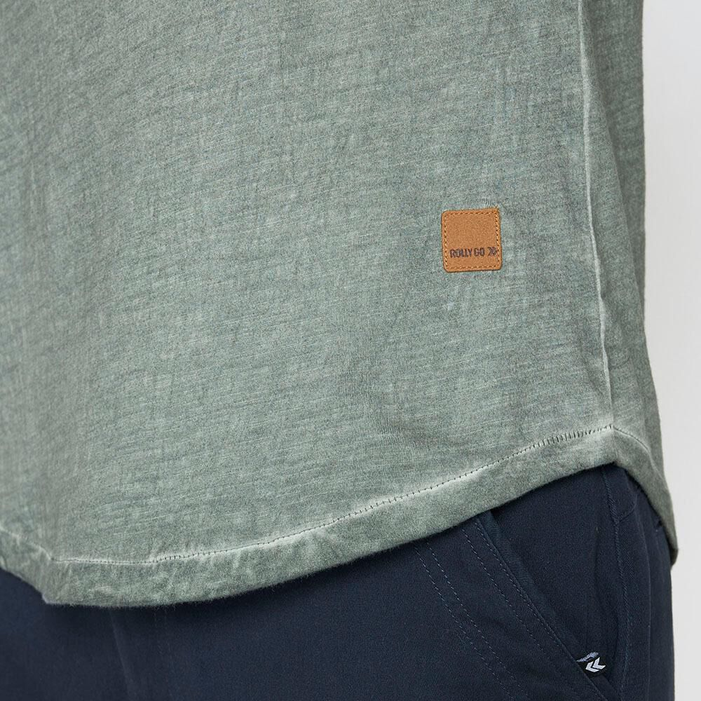 Polera Hombre Rolly Go image number 4.0
