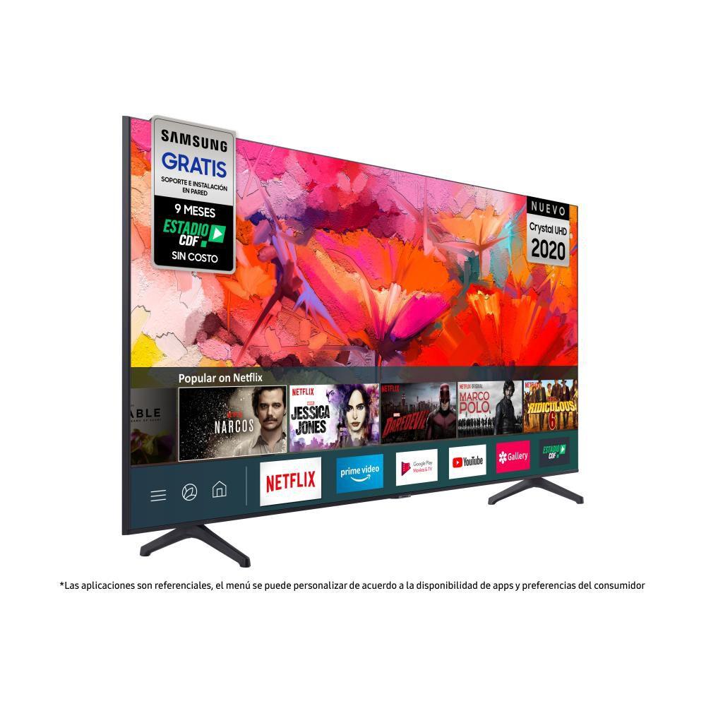 """Led Samsung Un70 / 70"""" / Ultra Hd / 4k / Smart Tv image number 2.0"""