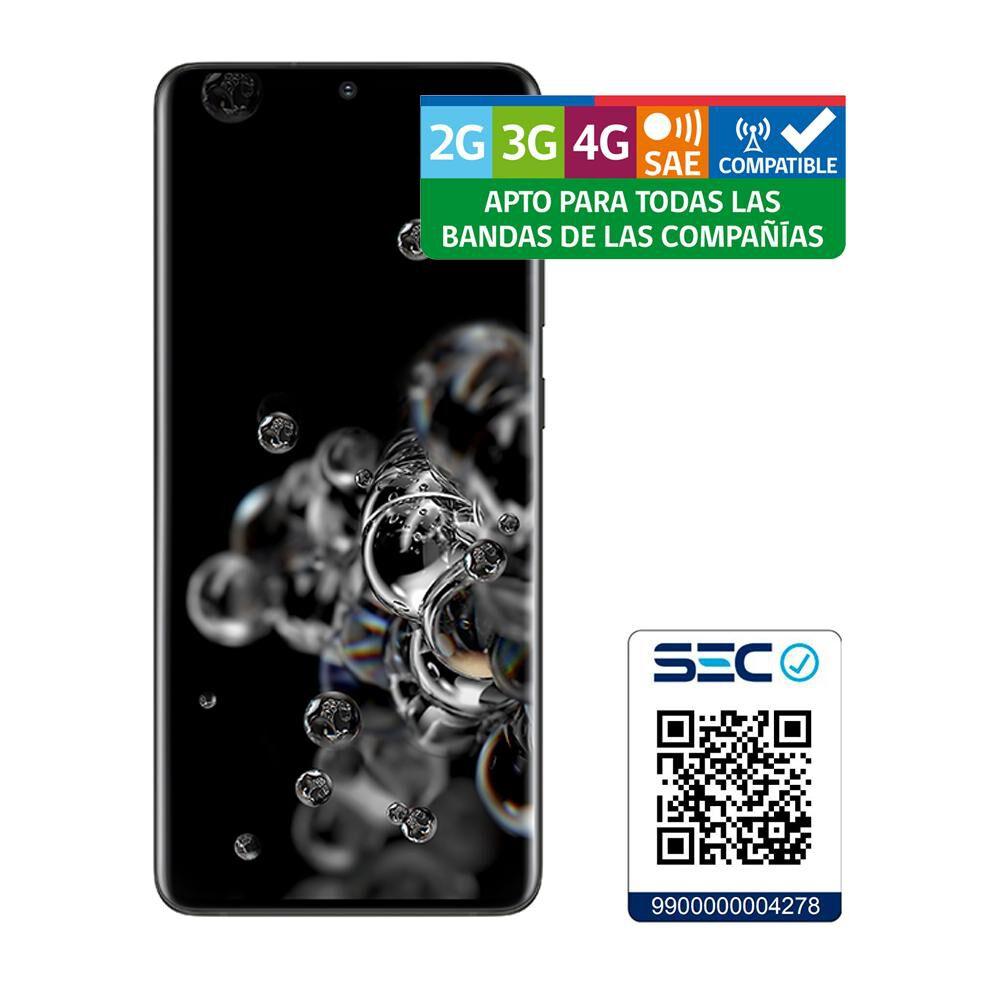 Smartphone Samsung Galaxy S20 Ultra  /  128 Gb   /  Liberado image number 4.0