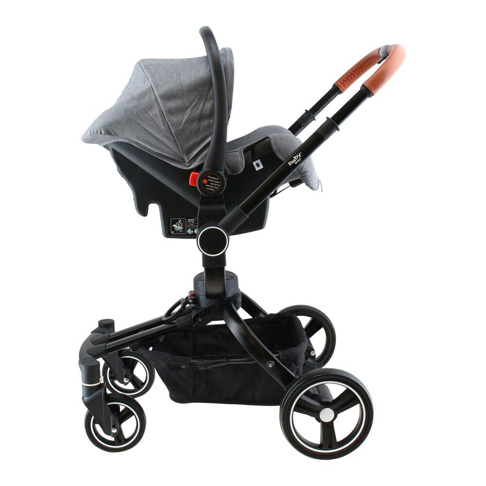 Coche Travel System Baby Way Bw-414G20 image number 3.0