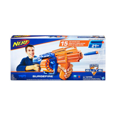 Pistola De Juguete Hasbro Nerf N Strike Elite Surgefire
