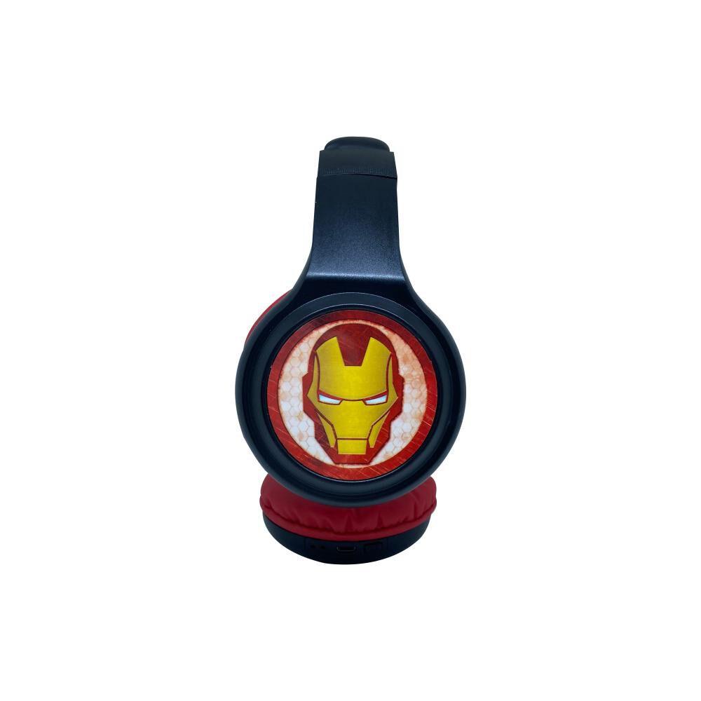 Audífonos Bluetooth Disney Iron Man image number 1.0