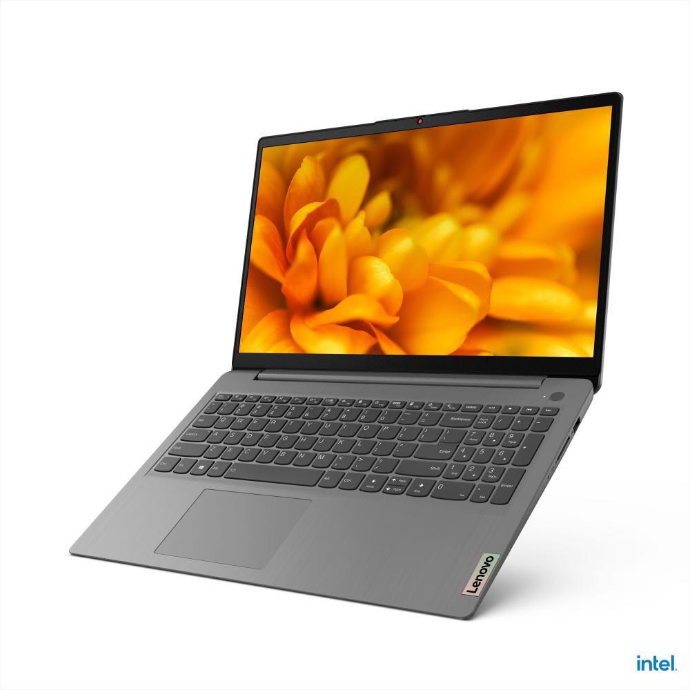 "Notebook Lenovo Ideapad 3 15itl6 / Arctic Grey / Intel Core I3 / 4 Gb Ram / Intel Uhd Graphics / 256 Gb Ssd / 15.6 "" image number 3.0"