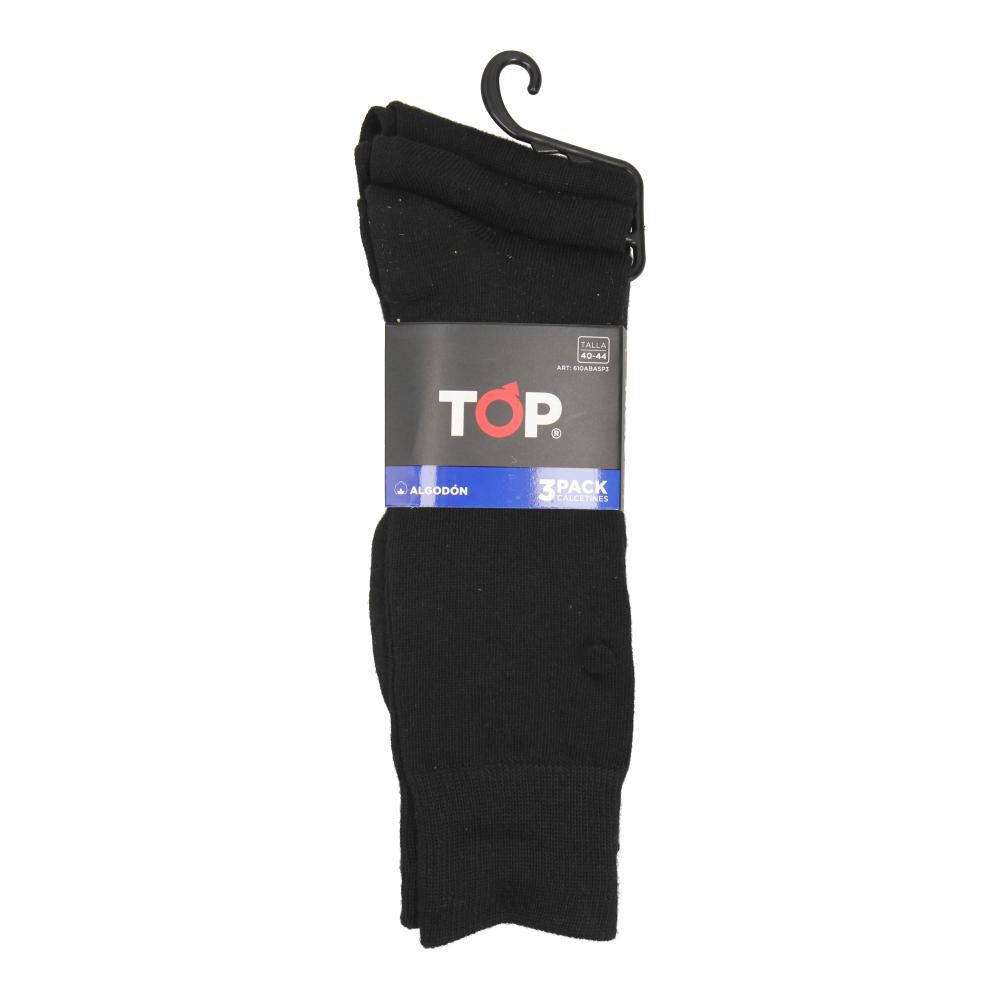 Pack Calcetines Unisex Top / 3 Pares image number 0.0