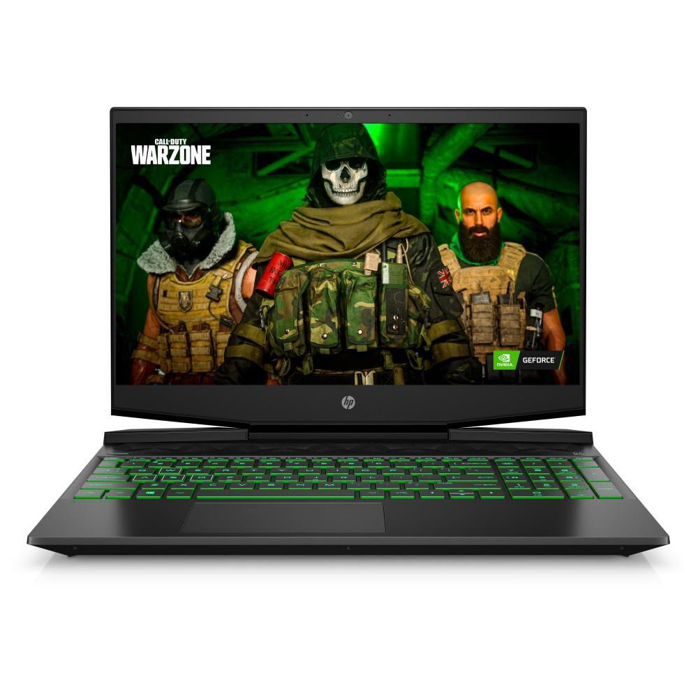 "Notebook Gamer Hp Pavilion 15-dk1028la / Negro Sombra / Intel Core I5 / 8 Gb Ram / Nvidia Geforce Gtx 1050 / 256 Gb Ssd / 15.6 "" image number 1.0"