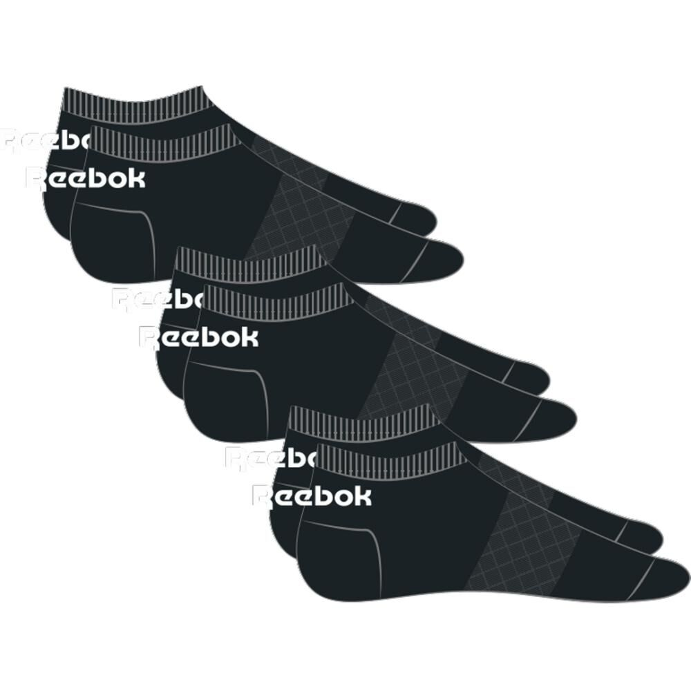 Calcetines Reebok Active Core / Pack 3 image number 0.0