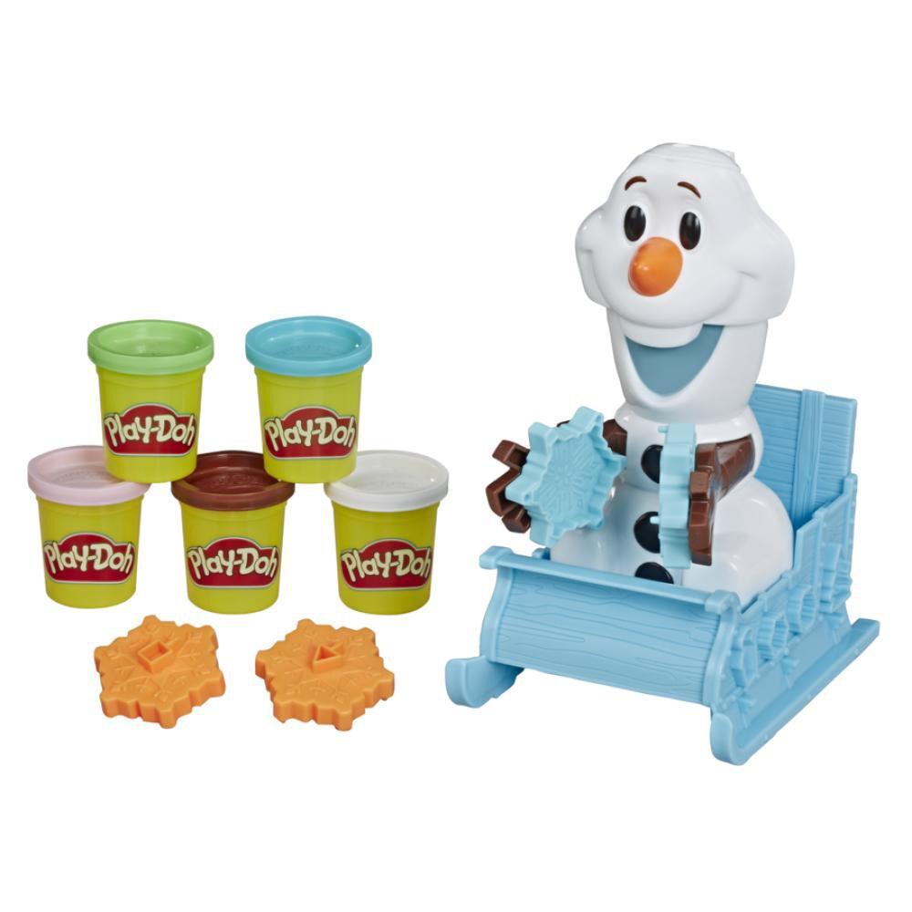 E5375 Play-Doh Frozen Olaf En image number 3.0