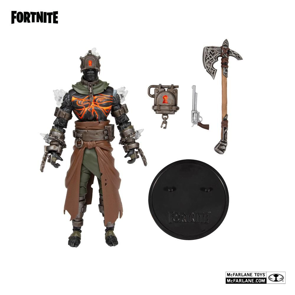 """Fnt10724 Fig Accion Fornite 7""""The P image number 4.0"""