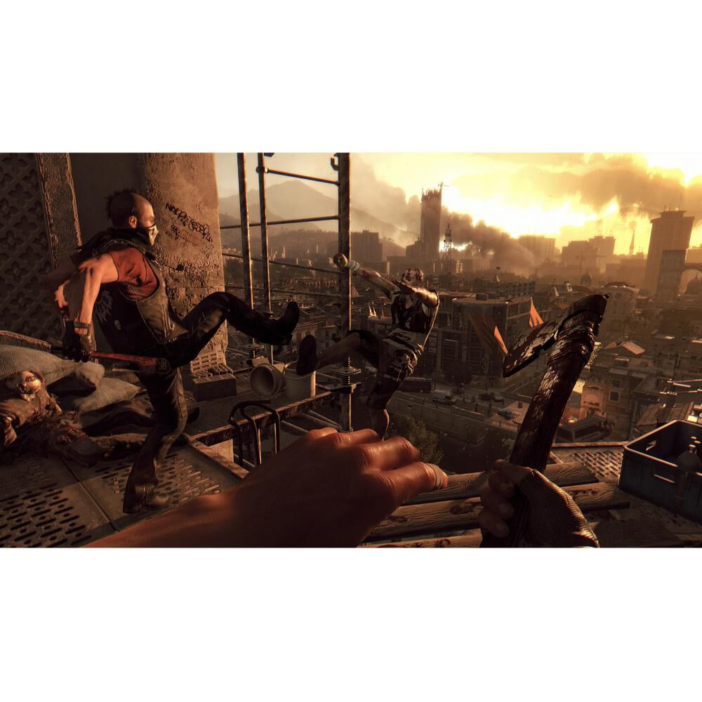 Videojuego Sony Dying Light Anniversary Edition image number 2.0
