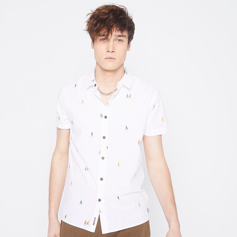 Camisa   Hombre Rolly Go image number 4.0