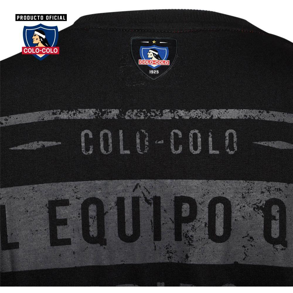 Polera Hombre Colo Colo image number 3.0