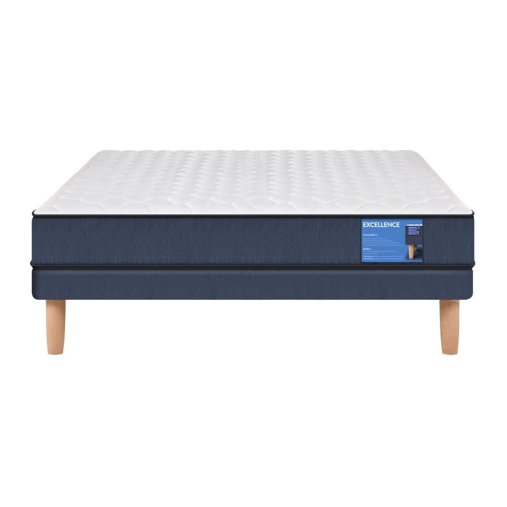 Cama Europea Cic Excellence / Full / Base Normal image number 0.0