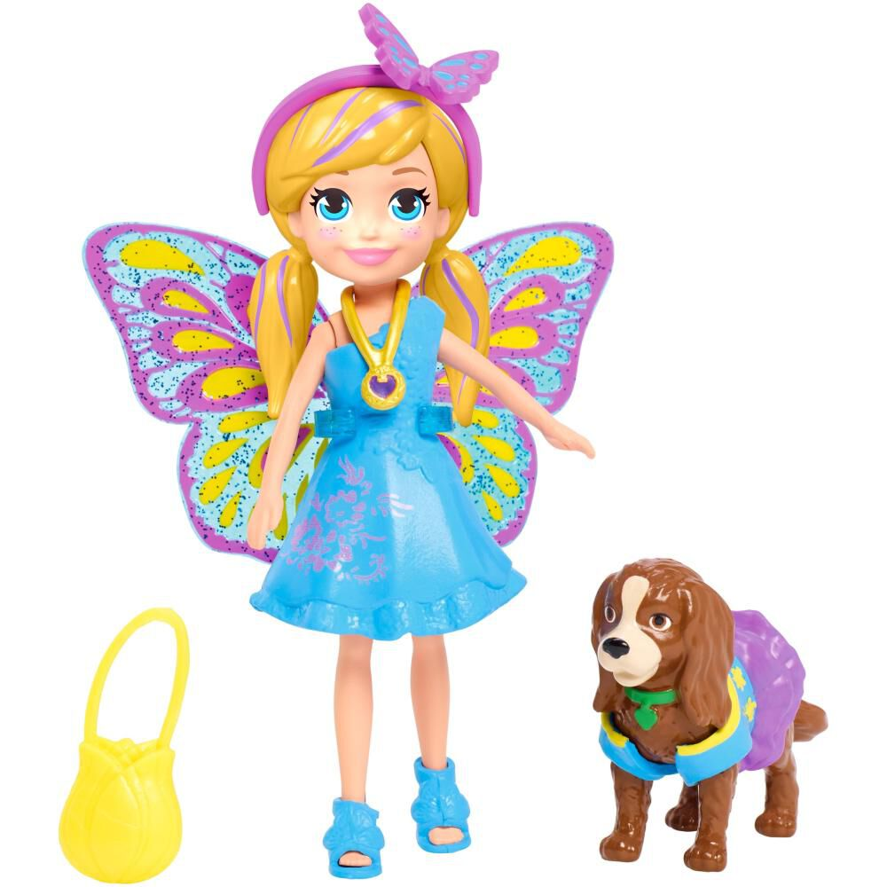 Accesorios Muñeca Polly Pocket Pack Disfraces image number 1.0