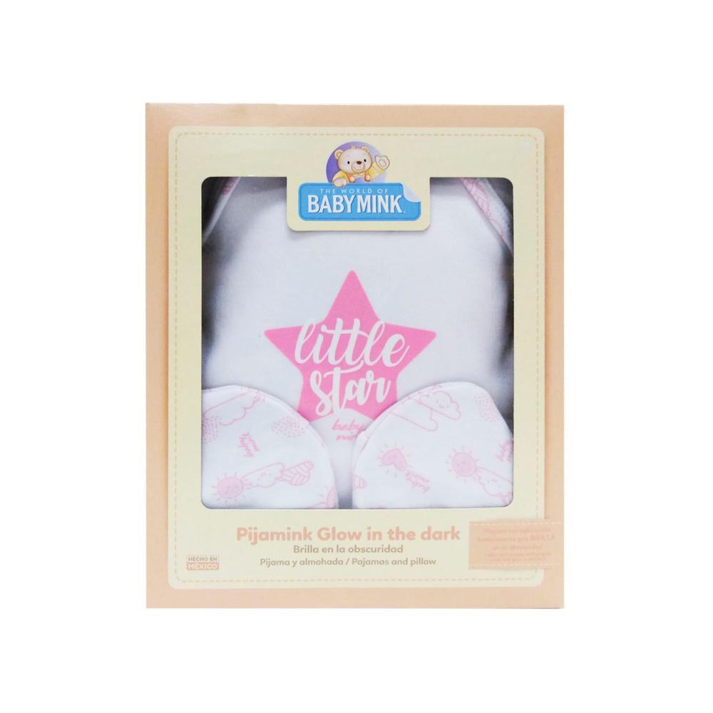 Pijama Baby Mink 3202003030 image number 2.0
