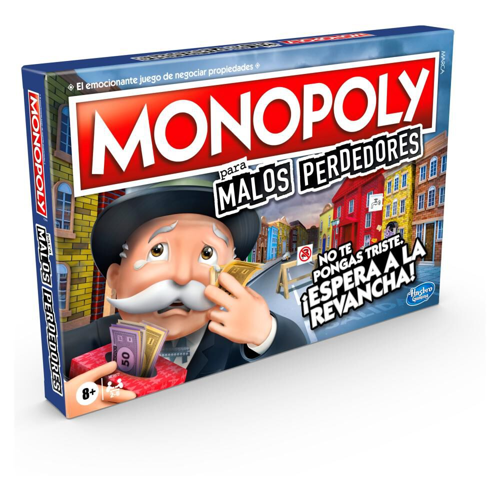 Monopoly Para Malos Perdedores image number 4.0